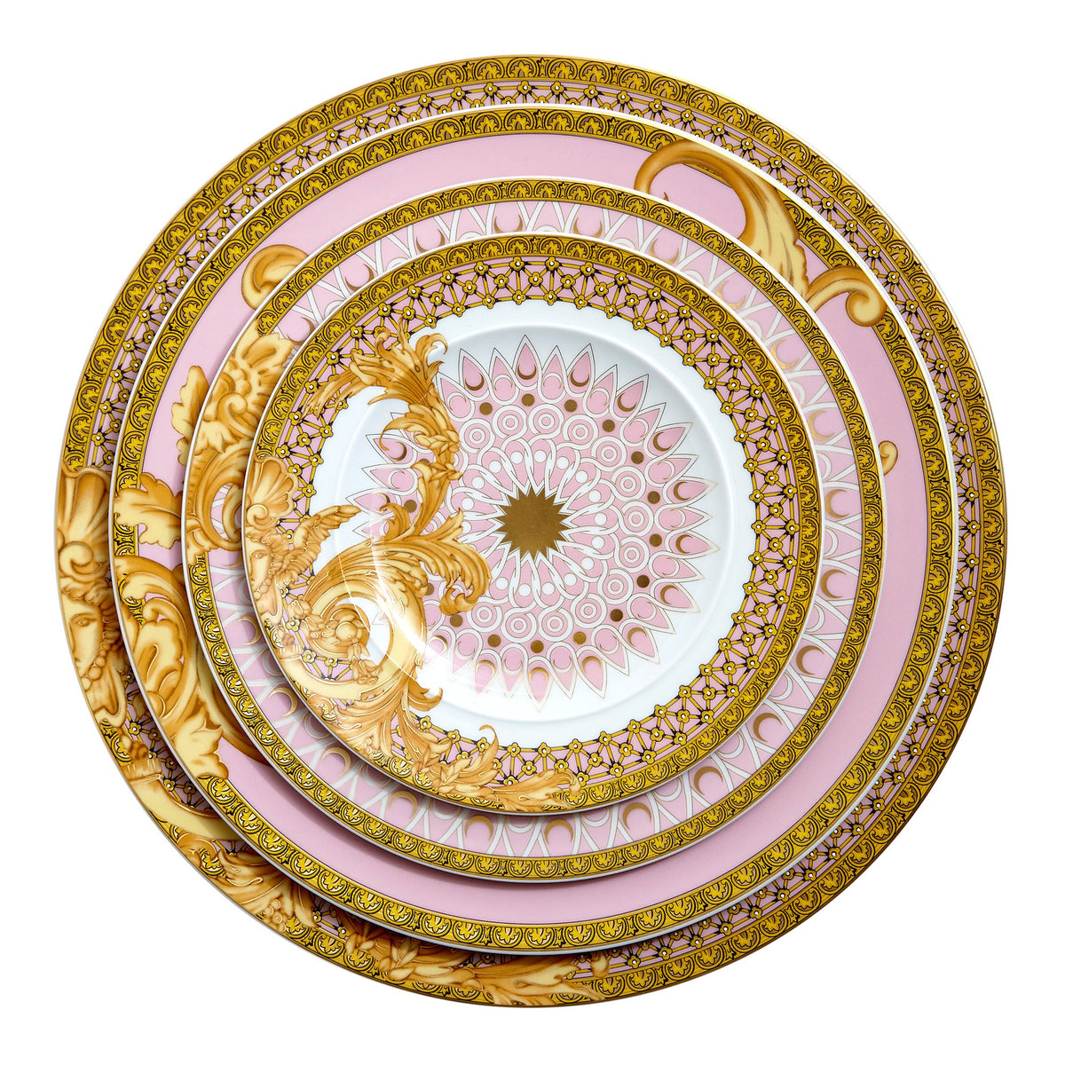 Byzantine Dreams Porcelain Bread & Butter Plate