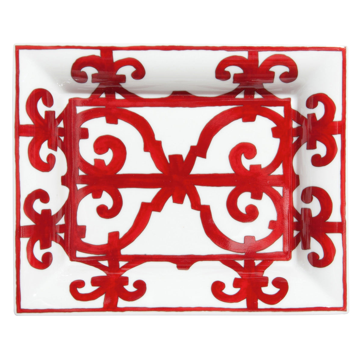 Balcon Du Guadalquivir Red Change Tray