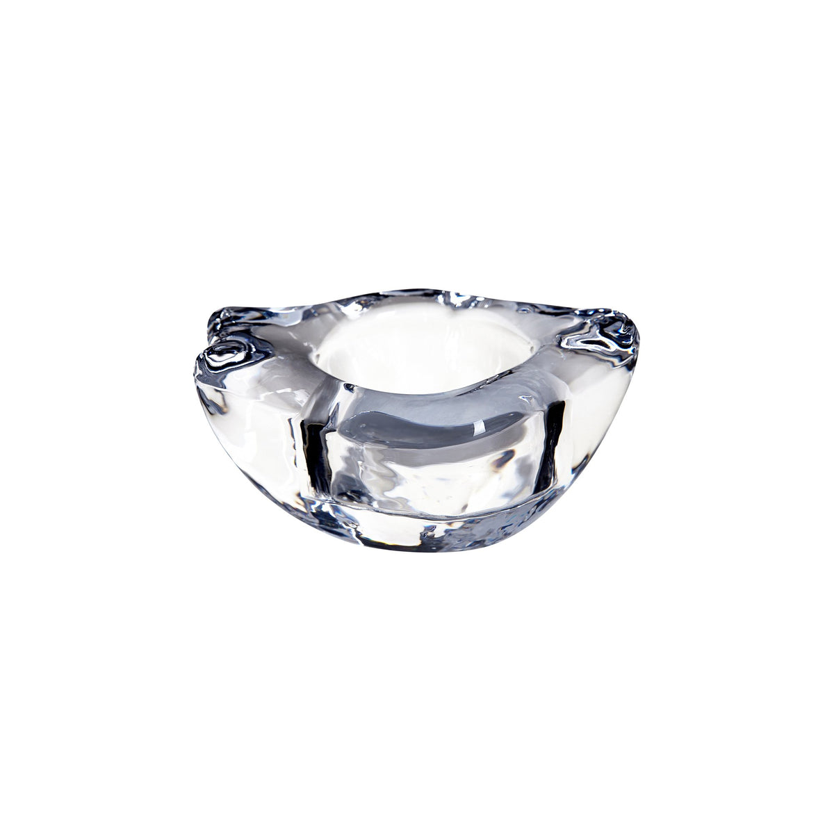 Stone Crystal Tea Light Holder