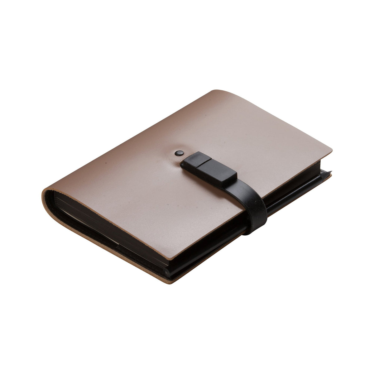 Taupe Giga Leather Journal