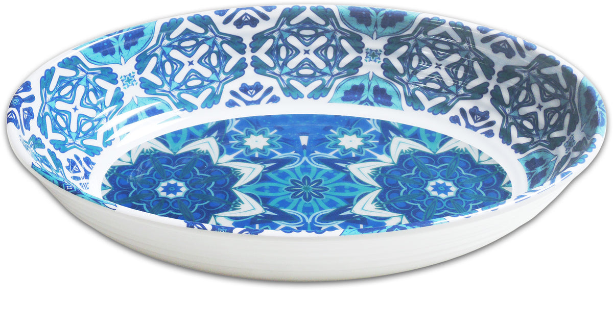 Oval Serving Bowl Capri