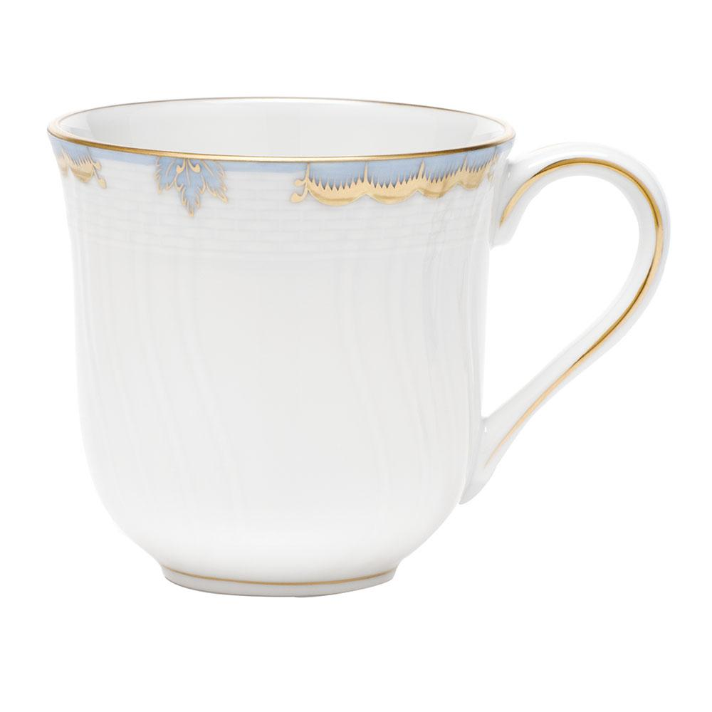 Princess Victoria Mug Light Blue