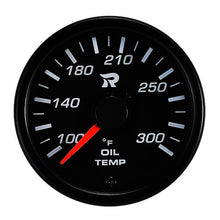 Load image into Gallery viewer, RICO 45mm Oil temperature gauge Fahrenheit