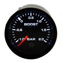 Load image into Gallery viewer, RICO 45mm Boost turbo gauge BAR (502-39 boost sensor)