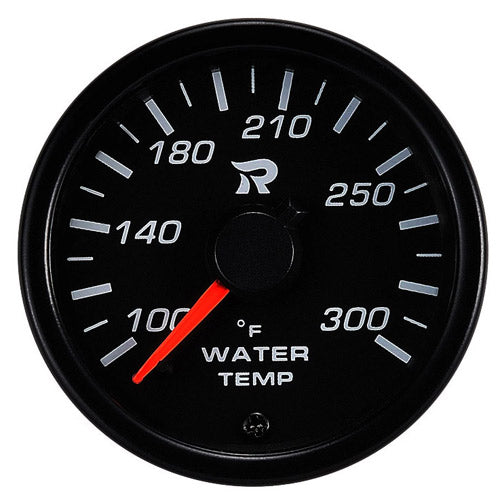 RICO 45mm Water temperature gauge Fahrenheit