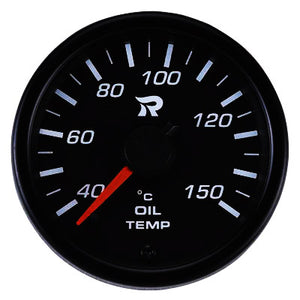 RICO 45mm Oil temperature gauge Celsius