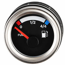 Load image into Gallery viewer, RICO Waterproof Fuel level gauge 0-180ohms 12-24volt  SENSOR SOLD SEPARATELY