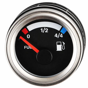 RICO Waterproof Fuel level gauge 0-180ohms 12-24volt  SENSOR SOLD SEPARATELY
