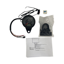 Load image into Gallery viewer, B02-60-03 60mm Motorcycle Electrical Speedometer