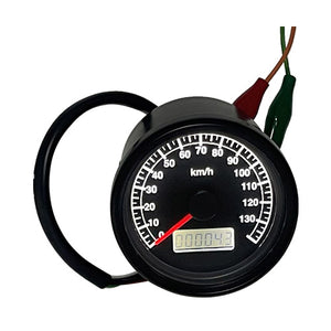 B02-60-03 60mm Motorcycle Electrical Speedometer