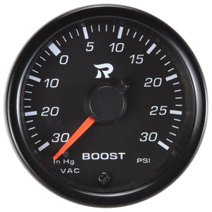 RICO 45mm Boost turbo gauge PSI
