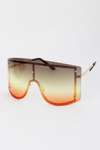 Load image into Gallery viewer, Ombre Shield Sunglasses