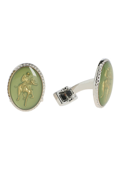 WINTER  - SPORTING CUFFLINK