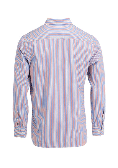 COLLEGE STRIPE SHIRT
