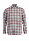 MAYF FLANNEL PLAID SHIRT
