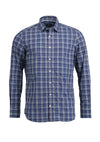 INDIGO BEATLE CHECK SHIRT