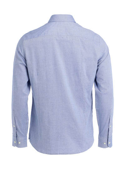 DIAMOND TONAL TEXTURE SHIRT