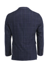 MAYF LIGHT WOOL CHECK JACKET