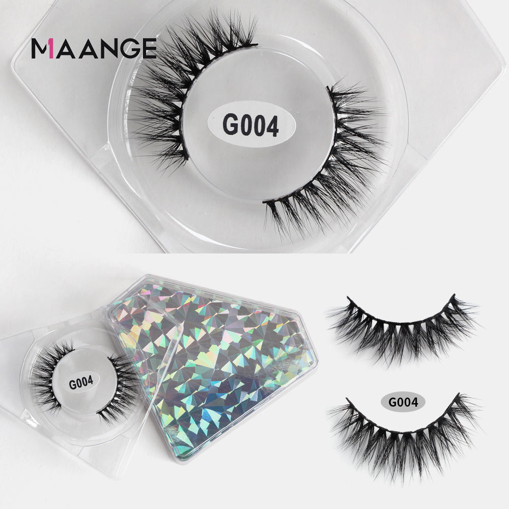 EXCLUSIVE Queen Nay 3D Mink Eyelashes
