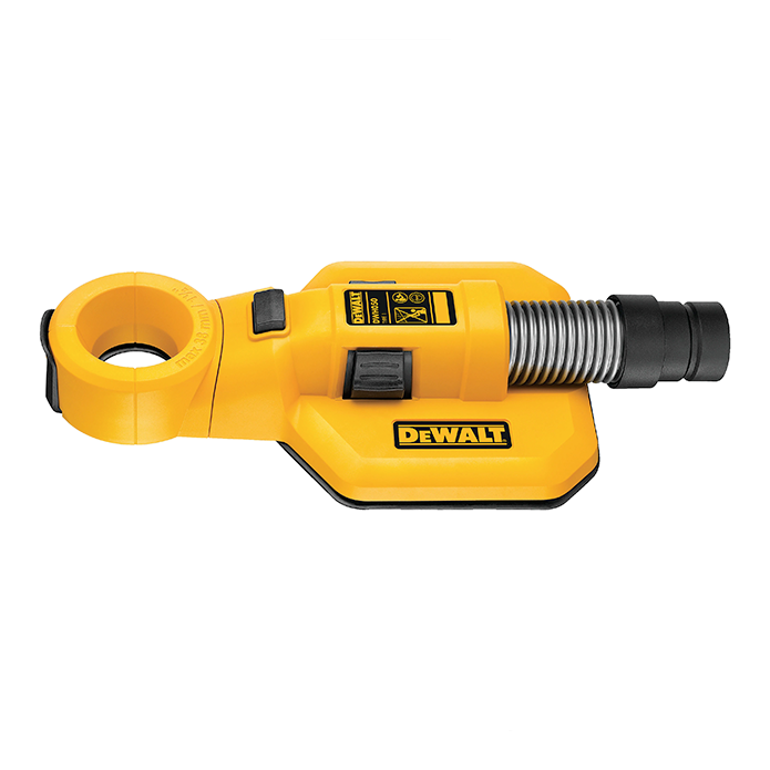 DEWALT Large Hammer Dust Extraction