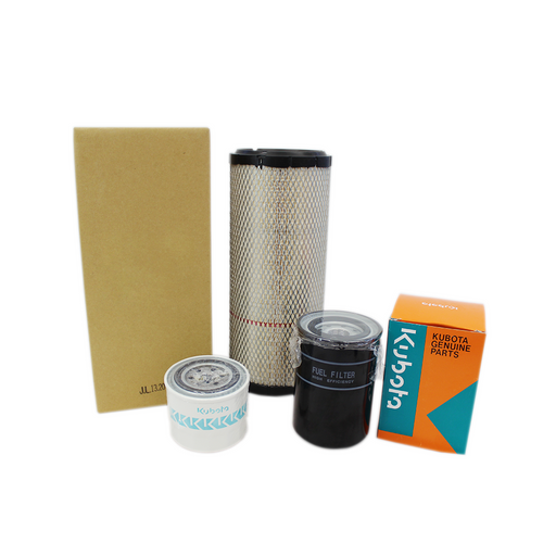 Takeuchi TL8 500 Hour Preventive Maintenance Filter Kit Pieces