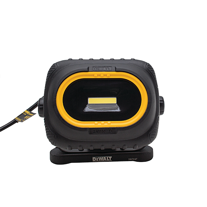 DEWALT 1000-Lumen Lithium-Ion Cordless Jobsite Rechargeable Area Light (DWHT81422)