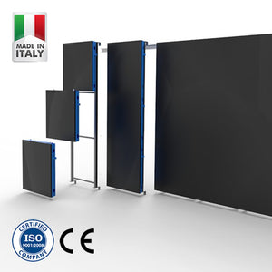 Cabinet Outdoor (P10 | Double Service)