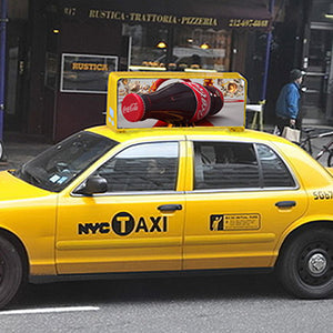 Taxi Smart Sign