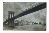 Brooklyn Bridge Emaljeskilte
