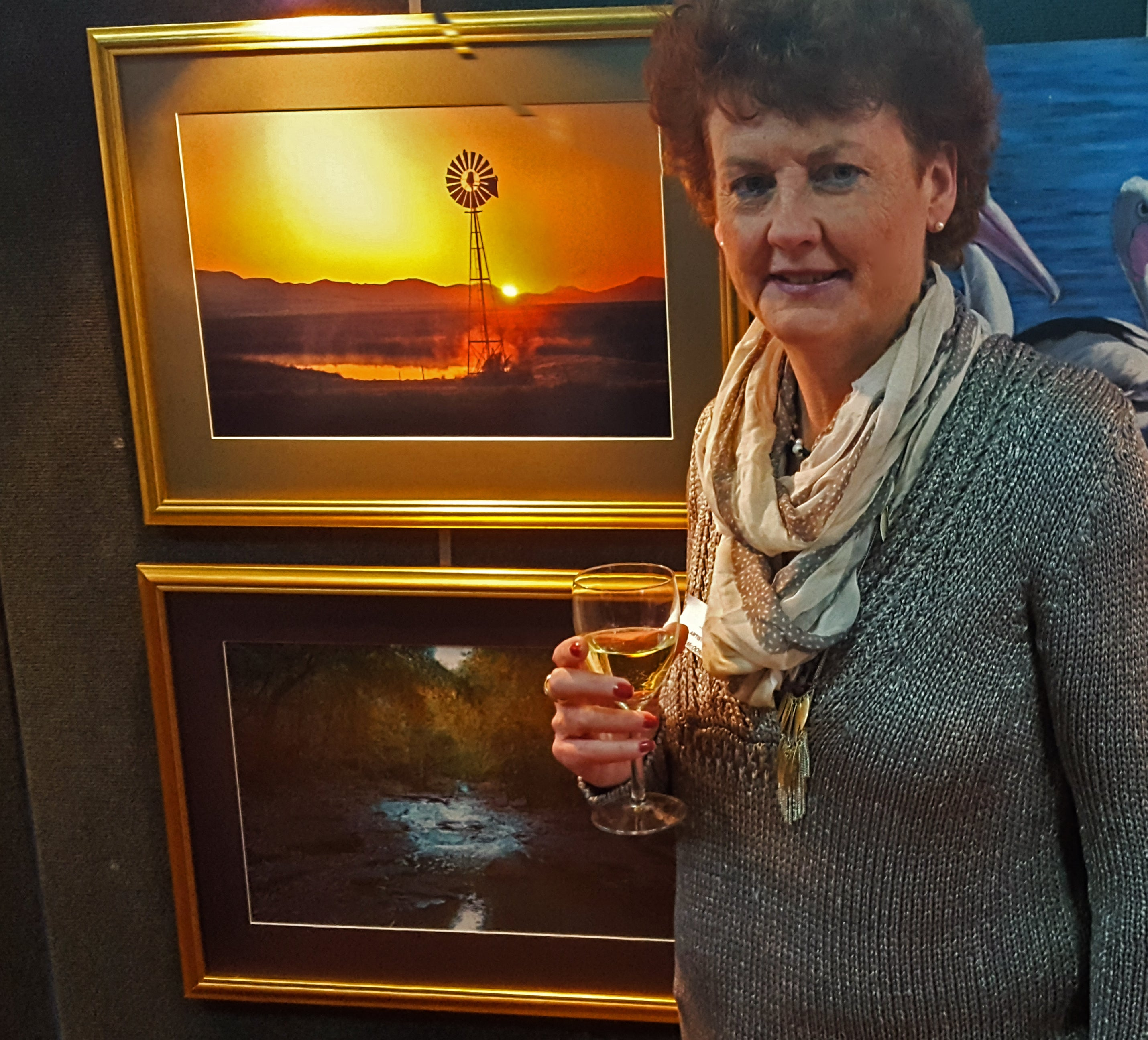 Artist of the Outback Creative] Helen McDonald