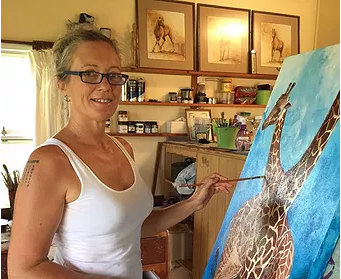 Artists of the Outback Creative] Catherine Clark Dowden