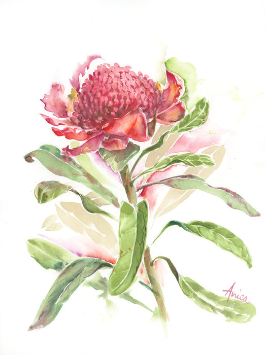 Flamin' Flora - SOLD
