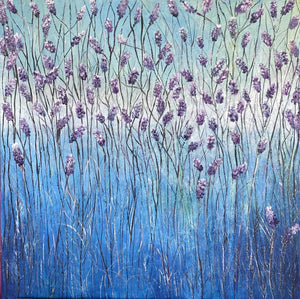 Lavender Ascending - SOLD