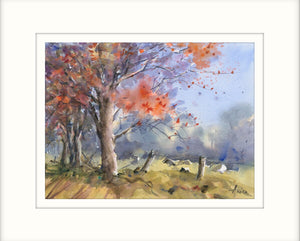 SOLD - Coral Trees of Milton