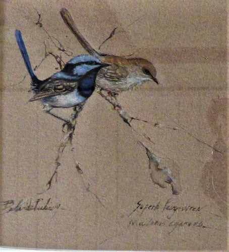 Wrens - SOLD