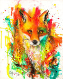 The Ink Series: Fox I