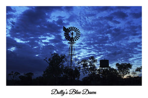 Dolly's Blue Dawn