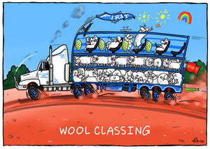 Wool Classing