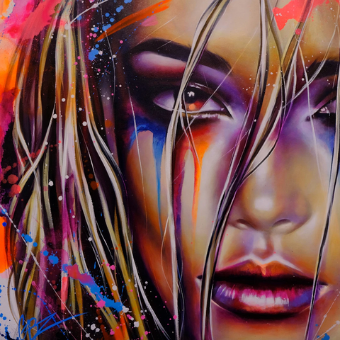 Close Up Limited Edition by Emma Grzonkowski
