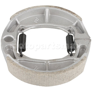 Brake Shoe for GY6 50cc Scooters, 50cc 70cc 90cc 110cc 125cc ATVs