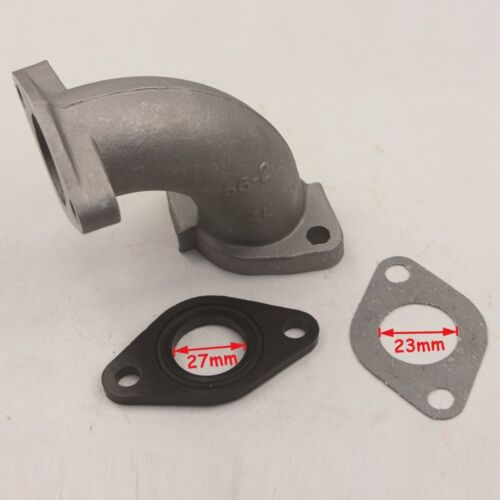 26mm Intake Manifold Inlet For LIFAN YX 125cc 140cc Engine Pit Dirt Bike