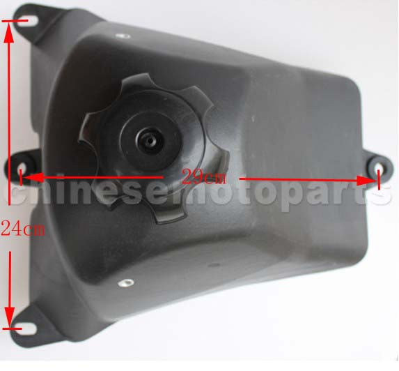 Gas Tank for 50cc-125cc Apollo Pit Bike