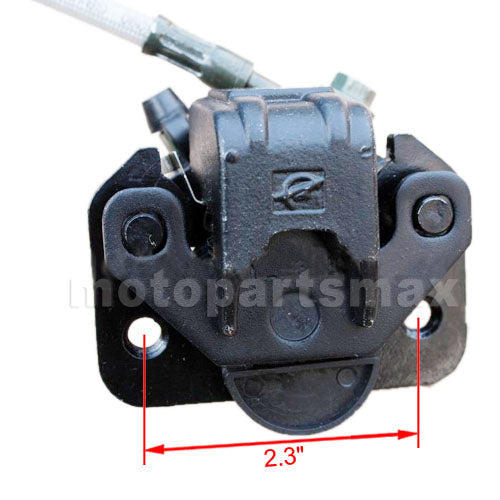 Rear Hydraulic Brake Assembly for 110cc-125cc Dirt Bikes