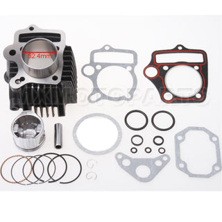 52.4mm Bore Cylinder Kit 110cc