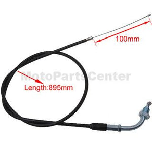 "35.24"" Throttle Cable for 50cc-125cc Dirt Bike"
