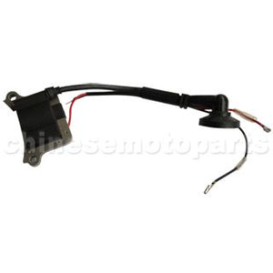 Ignition Coil for 2-stroke 43cc(40-5) & 49cc(44-5) Pocket Bike.