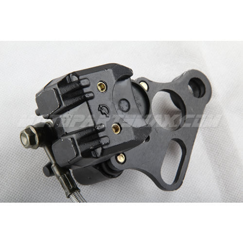 Rear Hydraulic Brake Master Lever Caliper Assembly for Apollo AGB-37-125,110cc-125cc Dirt Bikes