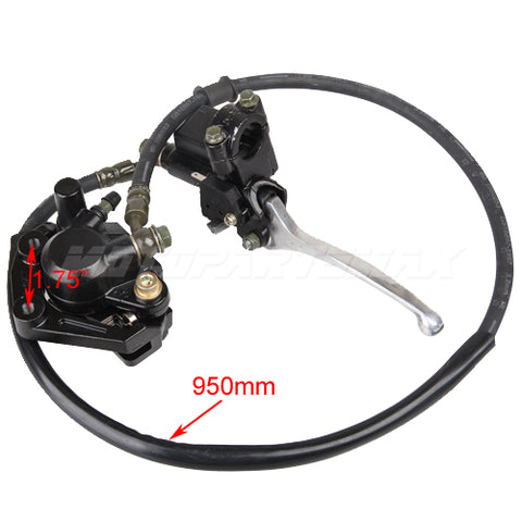 Front Hydraulic Brake Assembly