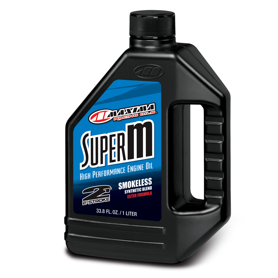Super M 2 Cycle Oil
