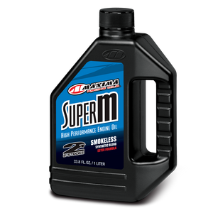 Maxima Super M 2 cycle oil